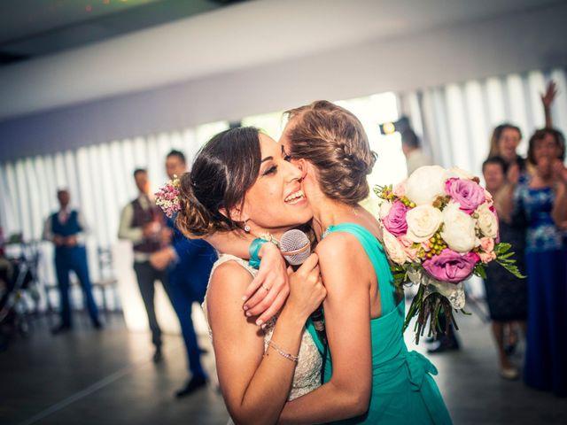 La boda de Javi y Virginia en El Berrueco, Madrid 127