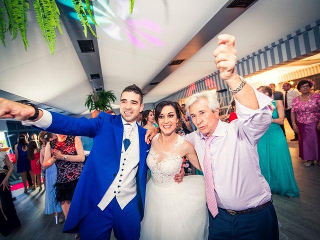 La boda de Javi y Virginia en El Berrueco, Madrid 128