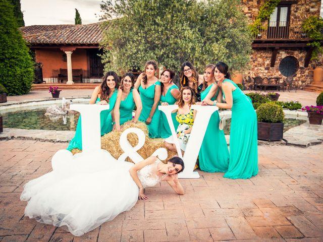 La boda de Javi y Virginia en El Berrueco, Madrid 130