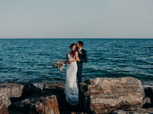 La boda de Sergio y Gise en Malgrat De Mar, Barcelona 39