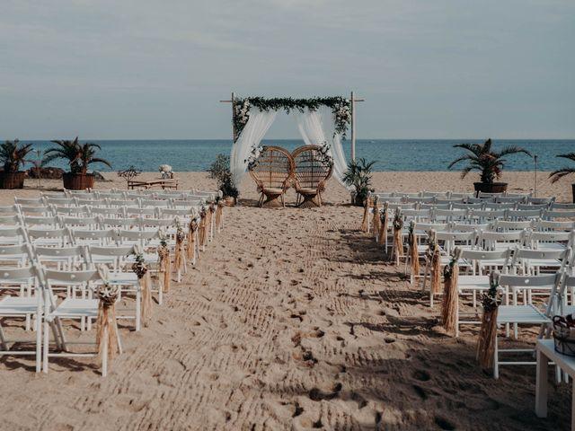 La boda de Sergio y Gise en Malgrat De Mar, Barcelona 3