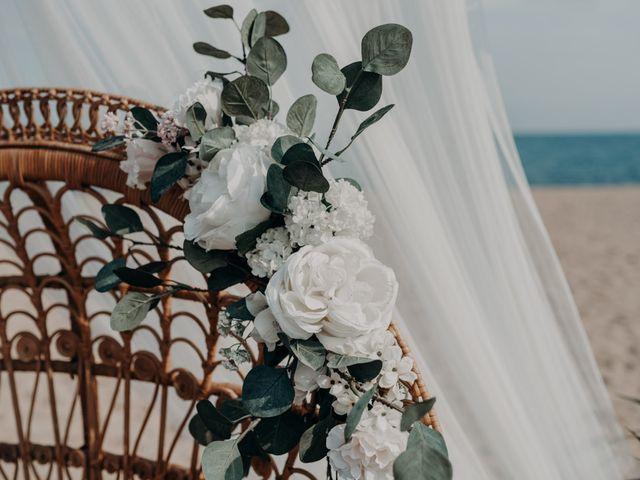 La boda de Sergio y Gise en Malgrat De Mar, Barcelona 17