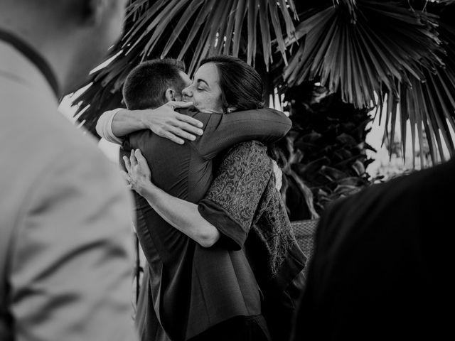 La boda de Sergio y Gise en Malgrat De Mar, Barcelona 18