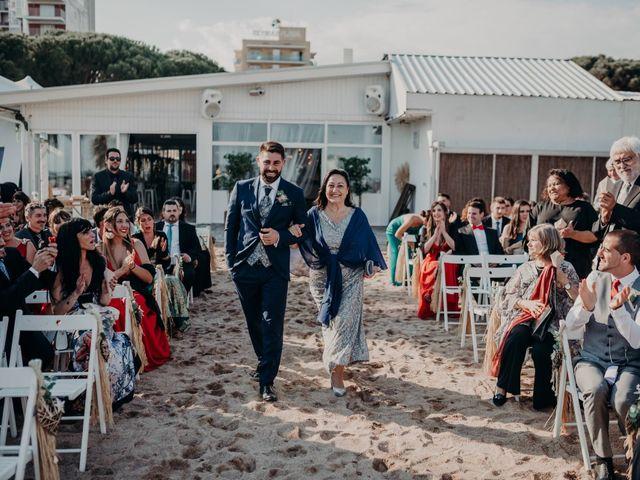 La boda de Sergio y Gise en Malgrat De Mar, Barcelona 21