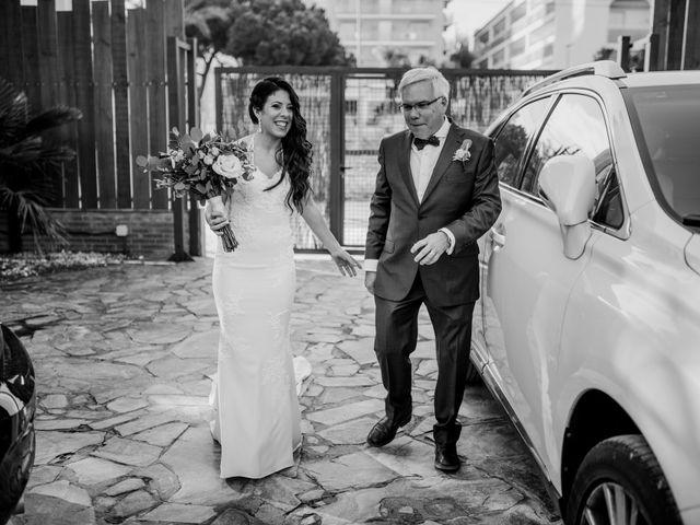 La boda de Sergio y Gise en Malgrat De Mar, Barcelona 23
