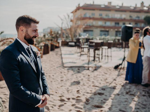 La boda de Sergio y Gise en Malgrat De Mar, Barcelona 24