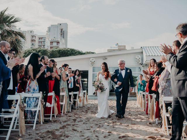 La boda de Sergio y Gise en Malgrat De Mar, Barcelona 25