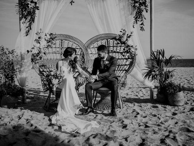 La boda de Sergio y Gise en Malgrat De Mar, Barcelona 27