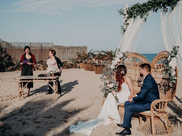 La boda de Sergio y Gise en Malgrat De Mar, Barcelona 28