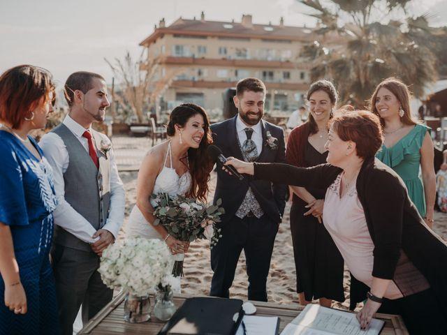 La boda de Sergio y Gise en Malgrat De Mar, Barcelona 31
