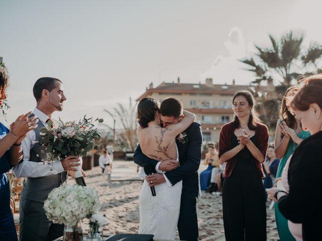 La boda de Sergio y Gise en Malgrat De Mar, Barcelona 33