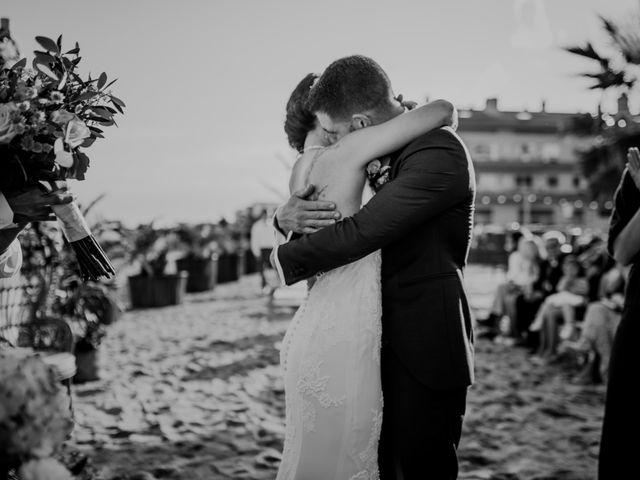 La boda de Sergio y Gise en Malgrat De Mar, Barcelona 34