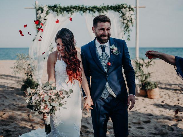 La boda de Sergio y Gise en Malgrat De Mar, Barcelona 36