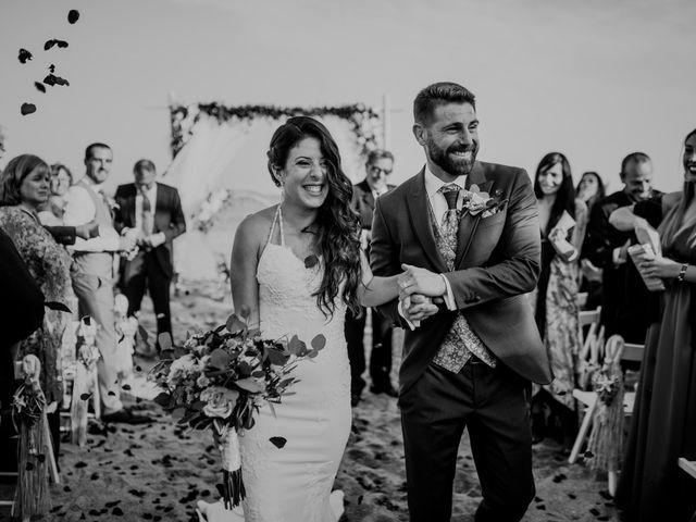 La boda de Sergio y Gise en Malgrat De Mar, Barcelona 37