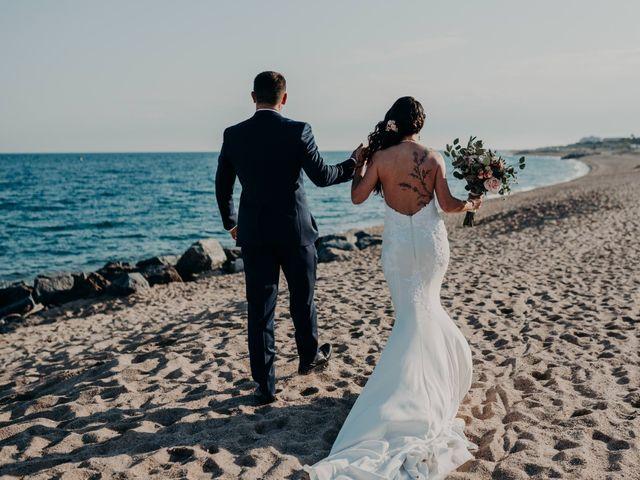 La boda de Sergio y Gise en Malgrat De Mar, Barcelona 38