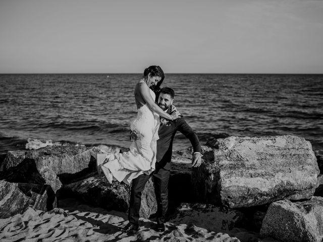 La boda de Sergio y Gise en Malgrat De Mar, Barcelona 40