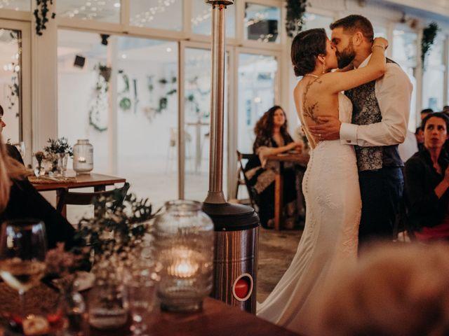 La boda de Sergio y Gise en Malgrat De Mar, Barcelona 43