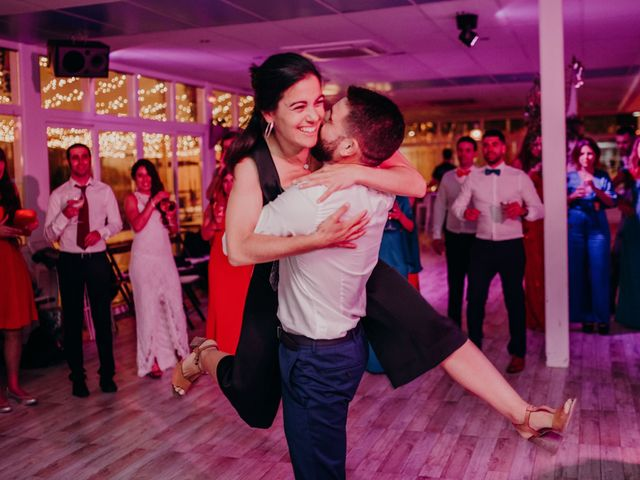 La boda de Sergio y Gise en Malgrat De Mar, Barcelona 57
