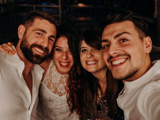 La boda de Sergio y Gise en Malgrat De Mar, Barcelona 61