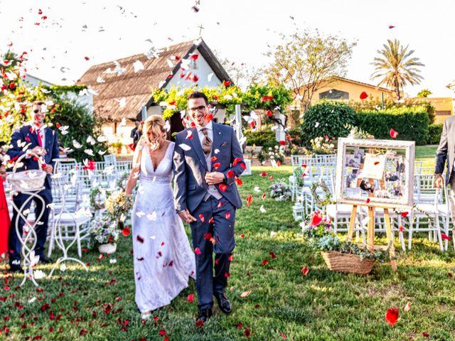 La boda de Maria y Joaquín