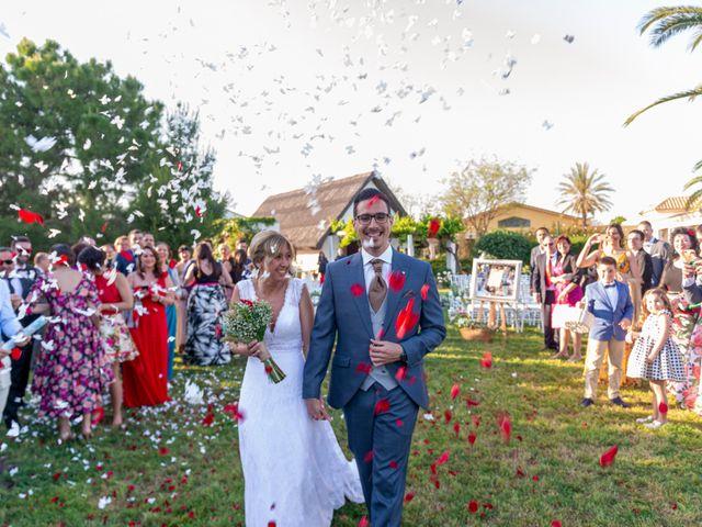 La boda de Joaquín y Maria en Valencia, Valencia 36