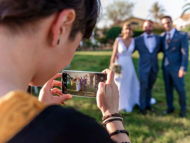 La boda de Joaquín y Maria en Valencia, Valencia 41