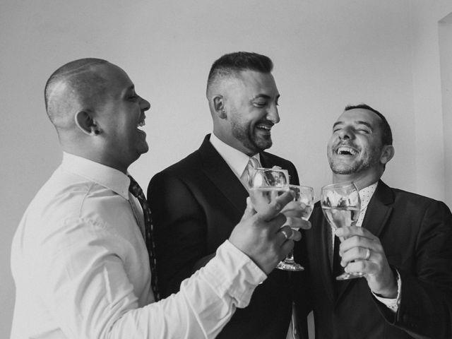 La boda de Ricardo y Zeben en Puerto De La Cruz, Santa Cruz de Tenerife 9