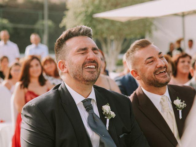 La boda de Ricardo y Zeben en Puerto De La Cruz, Santa Cruz de Tenerife 18