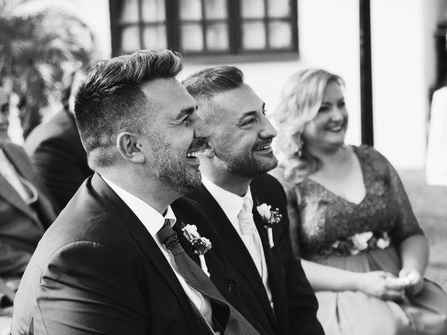 La boda de Ricardo y Zeben en Puerto De La Cruz, Santa Cruz de Tenerife 19