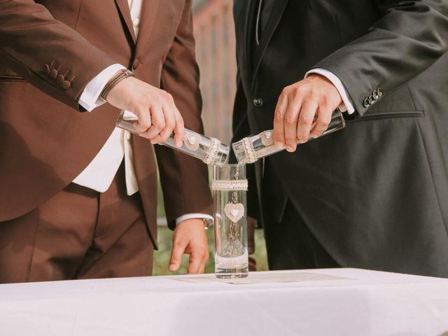 La boda de Ricardo y Zeben en Puerto De La Cruz, Santa Cruz de Tenerife 21