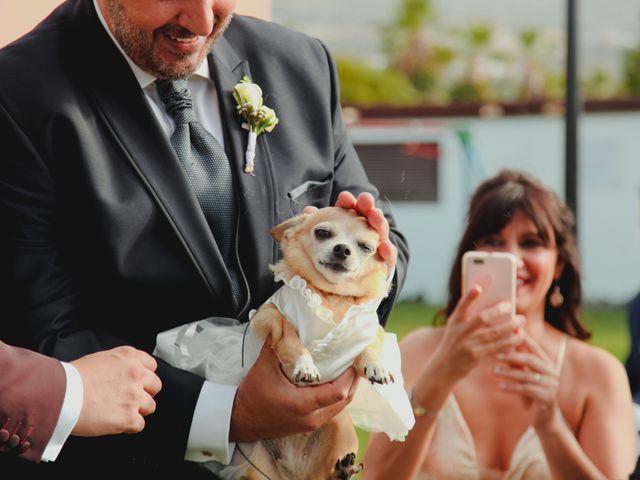 La boda de Ricardo y Zeben en Puerto De La Cruz, Santa Cruz de Tenerife 24