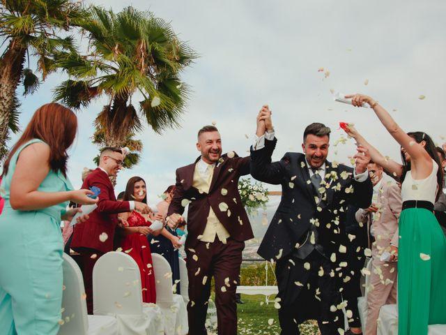 La boda de Ricardo y Zeben en Puerto De La Cruz, Santa Cruz de Tenerife 28