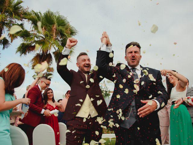 La boda de Ricardo y Zeben en Puerto De La Cruz, Santa Cruz de Tenerife 1