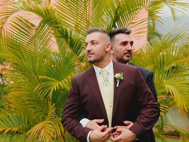 La boda de Ricardo y Zeben en Puerto De La Cruz, Santa Cruz de Tenerife 29