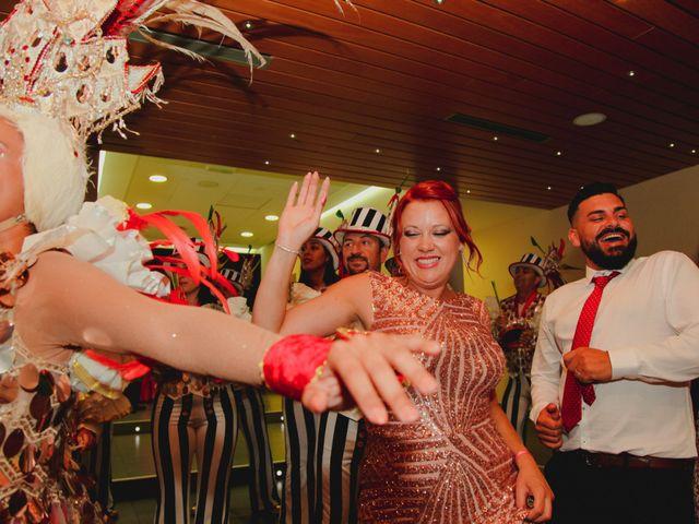 La boda de Ricardo y Zeben en Puerto De La Cruz, Santa Cruz de Tenerife 41