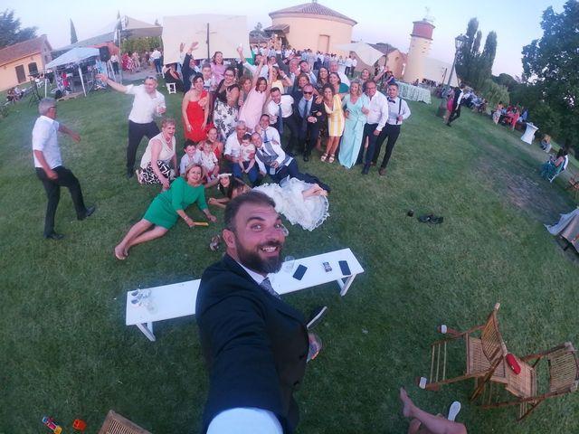 La boda de Jose jaime y  estela en Valdestillas, Valladolid 3