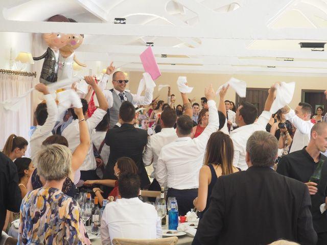 La boda de Jose jaime y  estela en Valdestillas, Valladolid 5