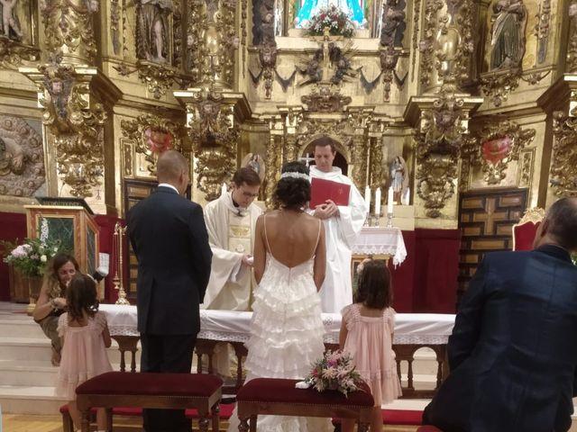 La boda de Jose jaime y  estela en Valdestillas, Valladolid 6