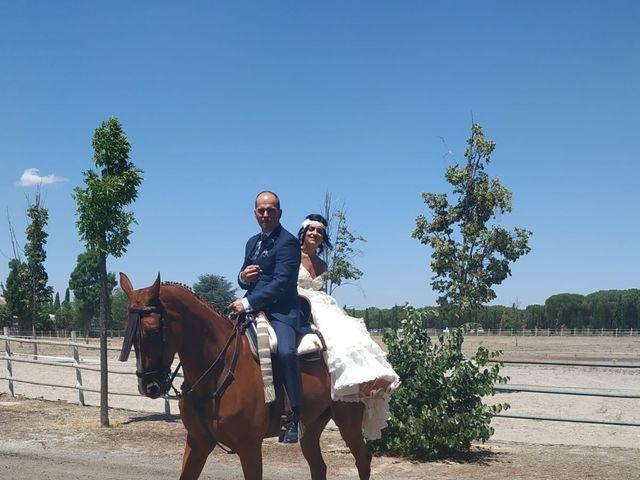 La boda de Jose jaime y  estela en Valdestillas, Valladolid 1