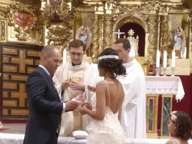 La boda de Jose jaime y  estela en Valdestillas, Valladolid 9