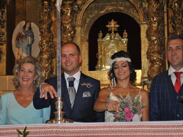 La boda de Jose jaime y  estela en Valdestillas, Valladolid 2