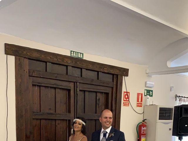 La boda de Jose jaime y  estela en Valdestillas, Valladolid 16