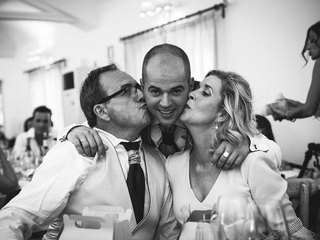 La boda de Jose jaime y  estela en Valdestillas, Valladolid 20