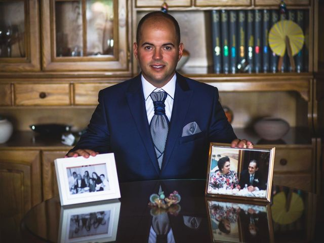 La boda de Jose jaime y  estela en Valdestillas, Valladolid 23