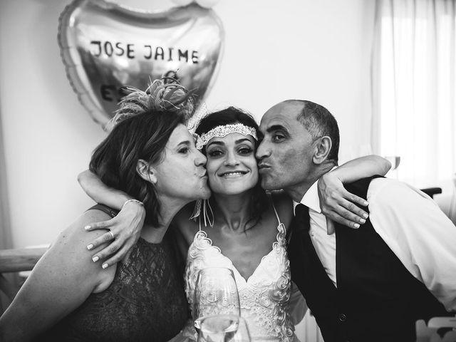 La boda de Jose jaime y  estela en Valdestillas, Valladolid 25