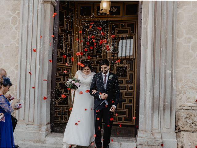 La boda de Jesús y Sabina en Granada, Granada 1