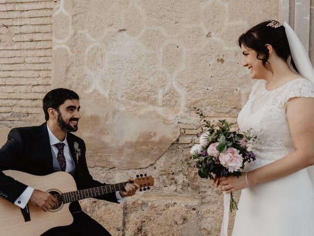 La boda de Jesús y Sabina en Granada, Granada 22