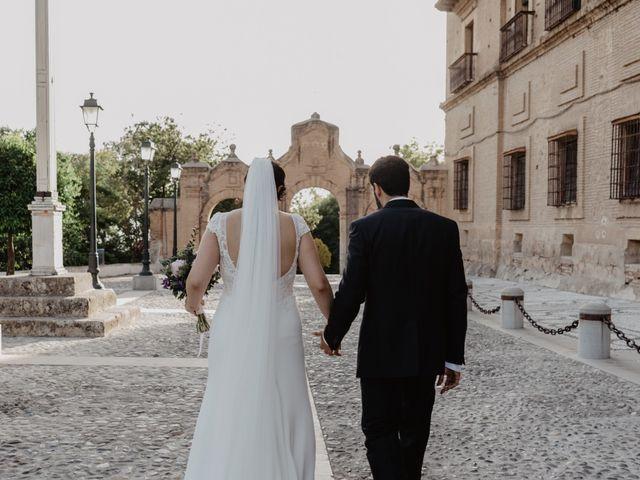 La boda de Jesús y Sabina en Granada, Granada 23