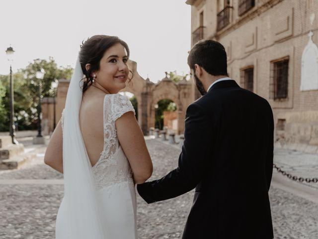 La boda de Sabina y Jesús