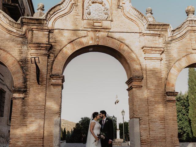 La boda de Jesús y Sabina en Granada, Granada 3